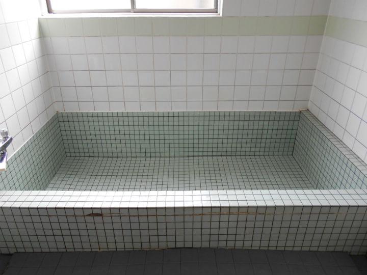 大浴場 After
